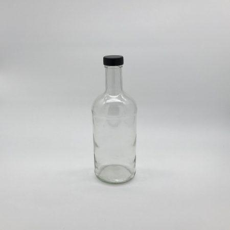 Μπουκάλι στρόγγυλο 1lt