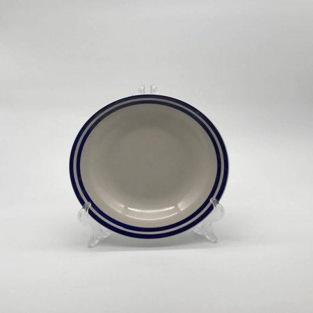 Πιάτο βαθύ μπλέ