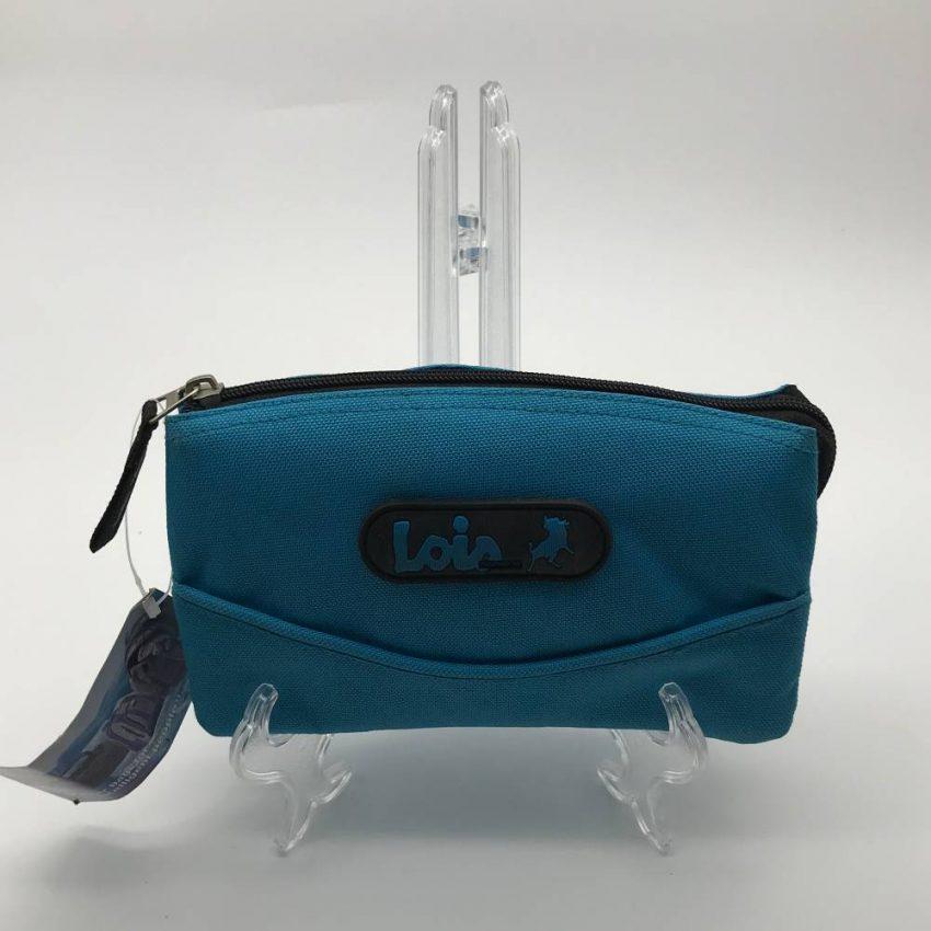 Κασετίνα Lois μπλε