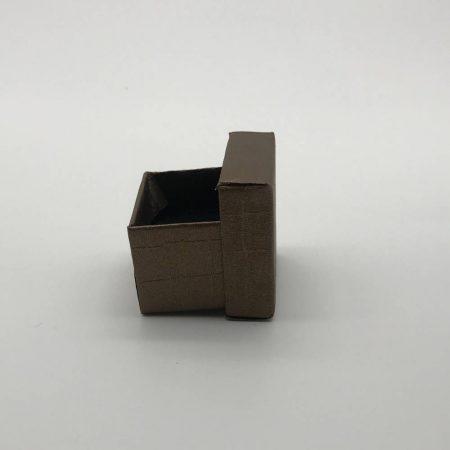 Κουτί δώρου καφέ
