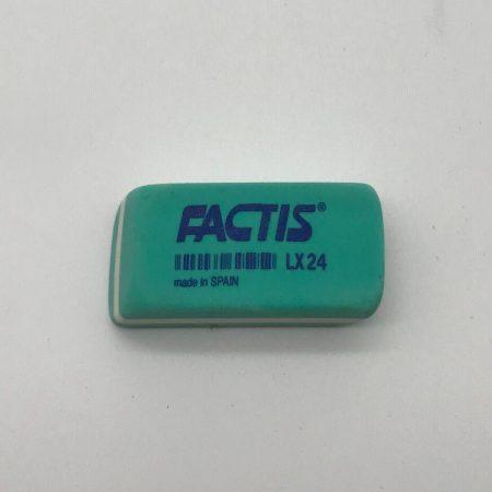 Σβήστρα πράσινη Factis