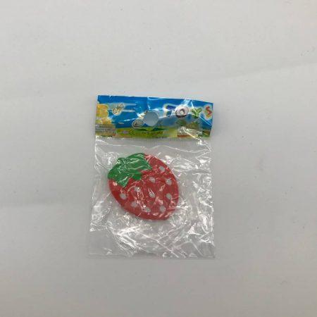 Σβήστρα φράουλα 3 τεμαχίων