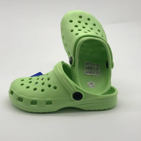 crocs λαχανί
