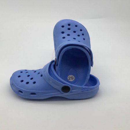 crocs γαλάζιο