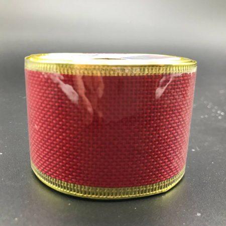 Κορδέλα Κόκκινη 5cm*2.7M