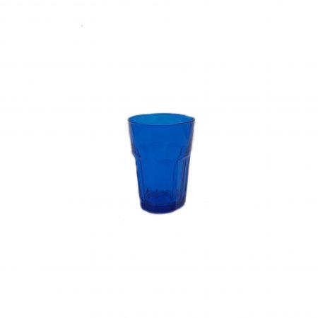 Ποτήρι Νερού Μπλε 350ML