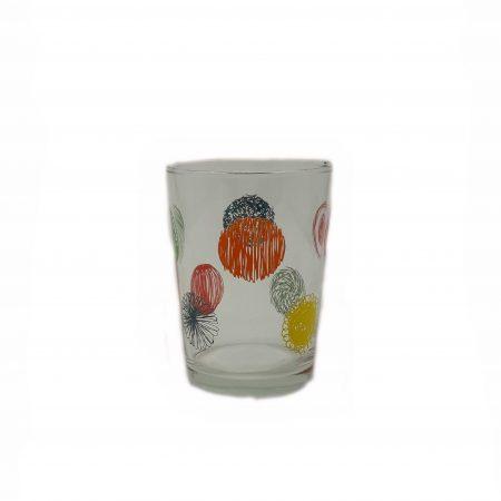 Ποτήρι Νερού με Χρώματα 510ML