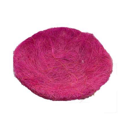 Καλάθι με Χόρτο Ροζ