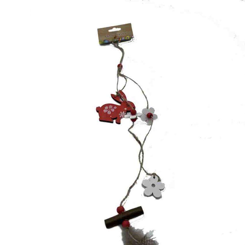 Κρεμαστό Κόκκινο Κουνελάκι