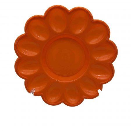 Πλαστική Αυγοθήκη Πορτοκαλί
